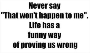 aldrig